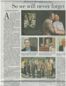 thumbnail of Scarsdale Inquirer article Yom Hashoah PENCIL 4.6.18